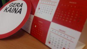staliniai kalendoriai, kalendoriukai
