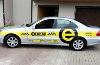 Taksi lipdukai