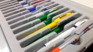 Plastikiniai rašikliai